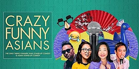 """Crazy Funny Asians"" Live Comedy Show tickets"