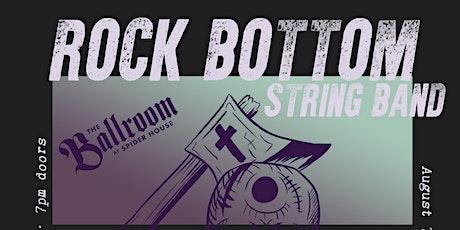 Rock Bottom String Band tickets