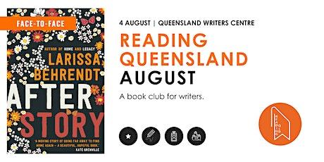 Reading Queensland Book Club - August tickets