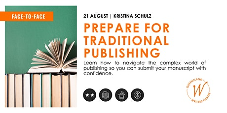 Prepare For Traditional Publishing with Kristina Schulz tickets