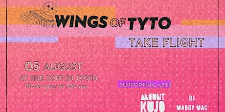 Wings of Tyto - Take Flight Show tickets