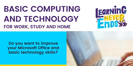 BASIC COMPUTING AND TECHNOLOGY tickets