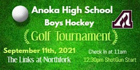2021 Anoka High School Boys Hockey Golf Fundraiser tickets