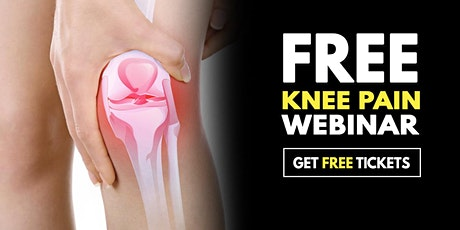 Free Webinar: Non-Surgical Knee Pain Relief Event - Federal Way, WA tickets