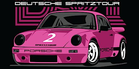 Deutsche Spritztour 2 tickets
