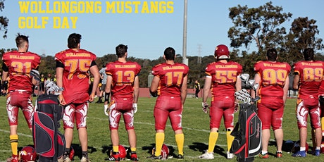 Wollongong Mustangs Golf Day tickets