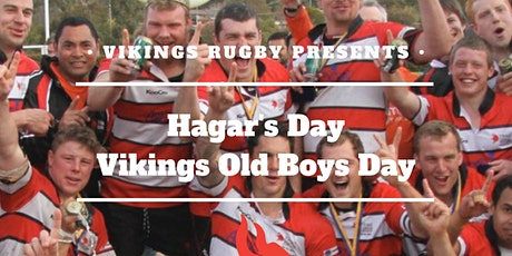 Vikings Rugby 2021 Hagar's Day tickets