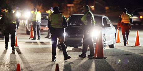 DUI Checkpoint Planning and Management (POST# 7290-20271-21001) tickets