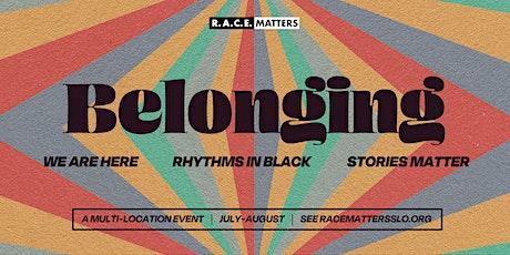 Belonging 2021: Stories Matter tickets