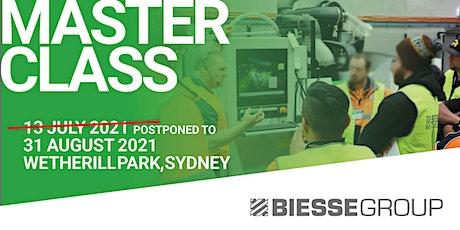 Biesse Sydney CNC Masterclass tickets