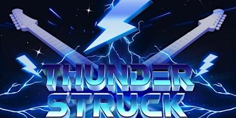 "Mission Pro Wrestling Presents ""Thunder Struck"" tickets"