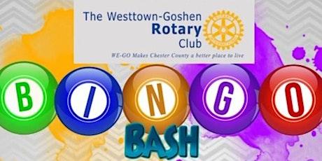 WE-GO Rotary Club ZOOM BINGO - August 11, 2021 tickets