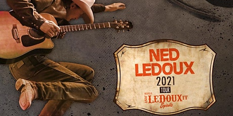 Ned LeDoux at Tackle Box | Chico, CA tickets