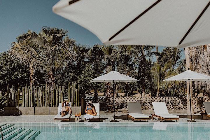 4 Day Luxury Yoga Retreat & Baja Experience in Mexico image