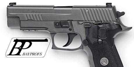 NRA Basics of Pistol Shooting Instructor Class tickets