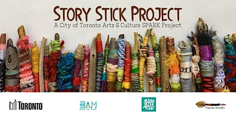 Story Stick Project - In-Person tickets