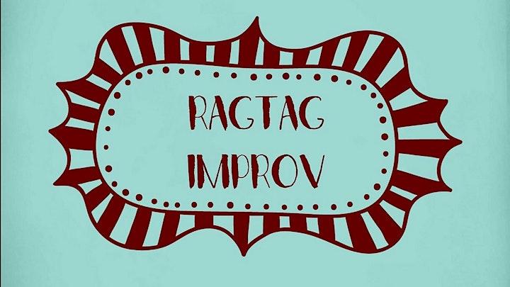 RagTag Improv Presents: SuperScene! image