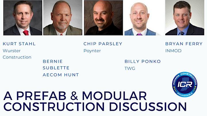 A Prefab & Modular Construction Discussion image