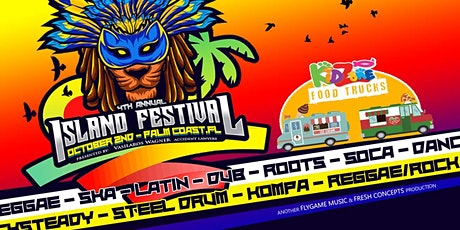 Island Festival PC4 Kanaval tickets