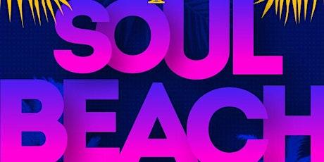 ARUBA Soul Beach Music Festival 2022 tickets