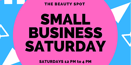 Small Business Saturday: Pop Up Shop Event tickets