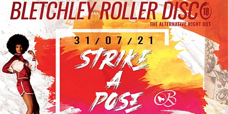 Bletchley Adult Roller Disco tickets