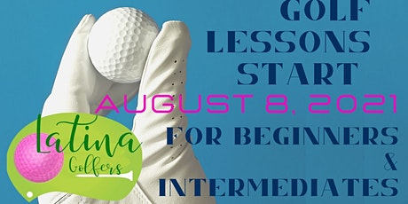 Beginner and Intermediate Golf Lessons tickets