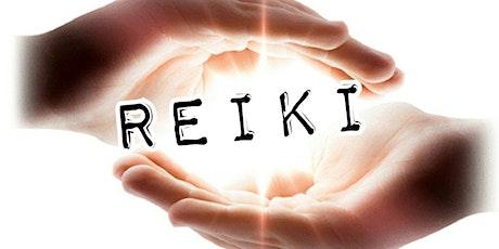 REIKI Energy Healing - Certificate Training level 1 tickets