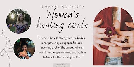 Women's Wellness Healing Circle tickets