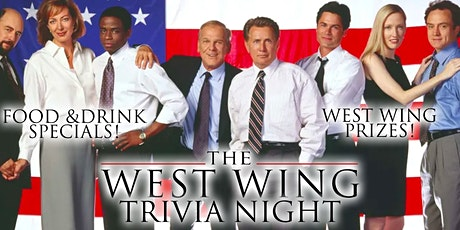 The West Wing Trivia Night! tickets