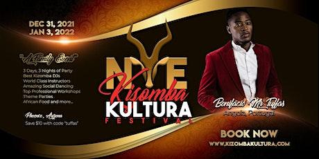 New Year Eve Kizomba Kultura Festival 2021 tickets