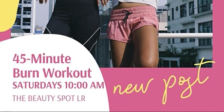 Free Bootcamp Workout tickets