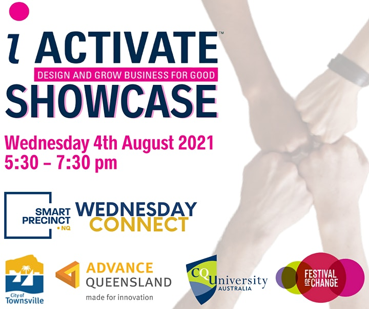 Wednesday Connect: iActivate Showcase for Social Enterprise image