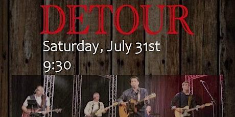 Detour tickets