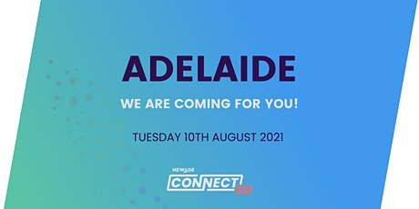 Connect Live Tour Adelaide tickets