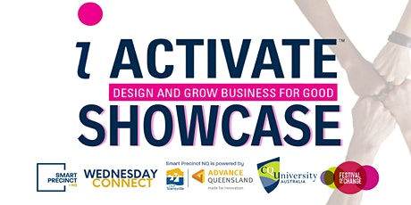Wednesday Connect: iActivate Showcase for Social Enterprise tickets