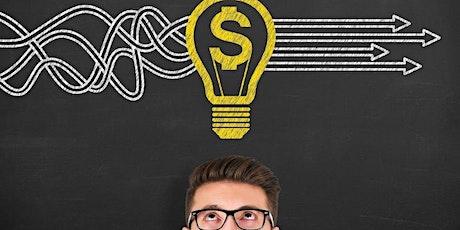Financial Wellbeing Webinar tickets