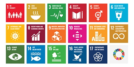 Global Community Series - 'Global Goals' Session (Virtual) tickets