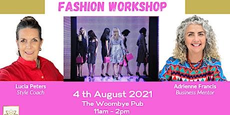 Fashion Workshop Event tickets