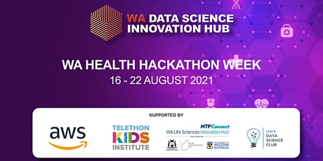 WA Health Hackathon 2021 tickets