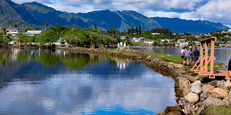 July Luncheon @Waikalua Fishpond - Featuring Herb Lee tickets