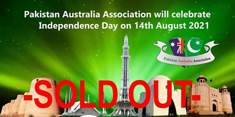 Pakistan Independence Day 14th August Celebrations 2021 tickets