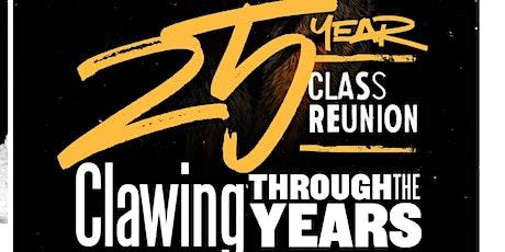 Neville High School Class of 1996- 25th Class Reunion- NOLA 2021 tickets