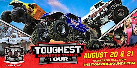 Toughest Monster Truck Tour tickets