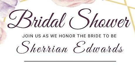 Sherrian's Bridal Shower tickets