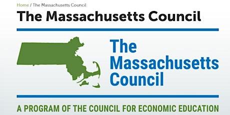 2021 Financial Literacy Essentials for Massachusetts Teachers tickets
