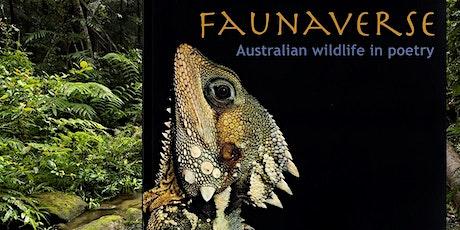 Faunaverse Australian Wildlife in Poetry - Toronto Library tickets