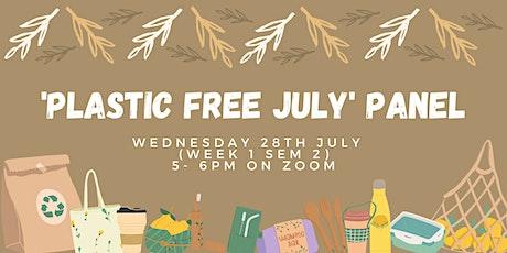 Plastic Free July tickets