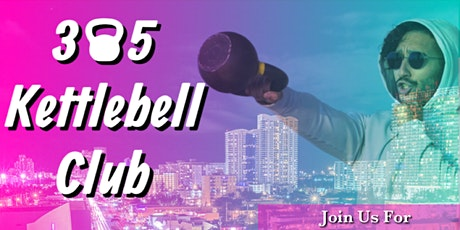 FREE  305 Kettlebell Club @ 1111 Lincoln Rd with Wladimir Salas tickets