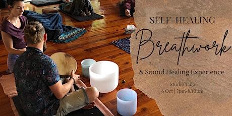 Biodynamic Breathwork & Sound Healing - Dunedin tickets